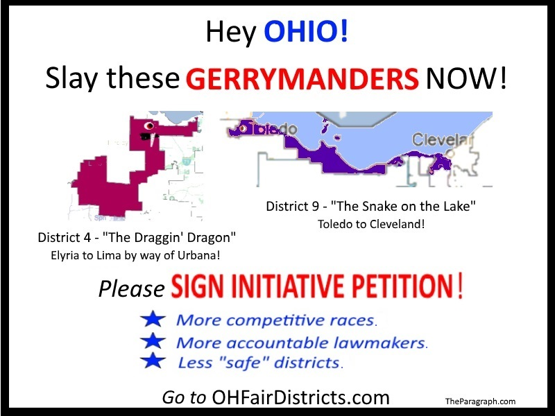 Image: Ohio Slay these Gerrymanders - Sign Petition! (The Paragraph (CC-BY))