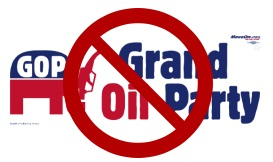 No Grand Oil Party