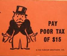Pay Poor Tax