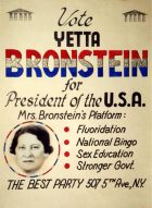 YettaBronsteinForPresident