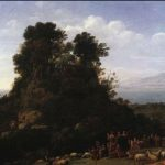 'Sermon on the Mount' by Claude Lorain, 1656