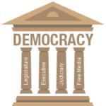 Image: Pillars of Democracy