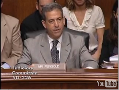 Sen. Feingold at Judiciary hearing