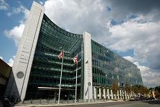 SEC Building, D.C.